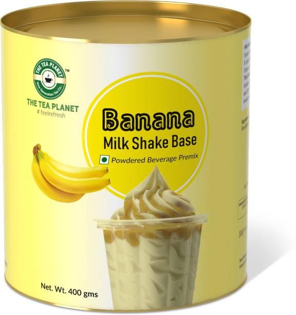 The Tea Planet Banana Milk Shake Mix (400gm)