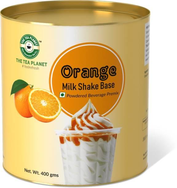 The Tea Planet Orange Milk Shake Mix(400)