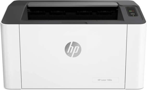HP 108a Single Function Monochrome Laser Printer