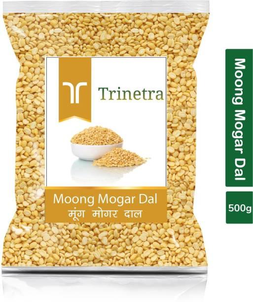 Trinetra Yellow Moong Dal (Split)