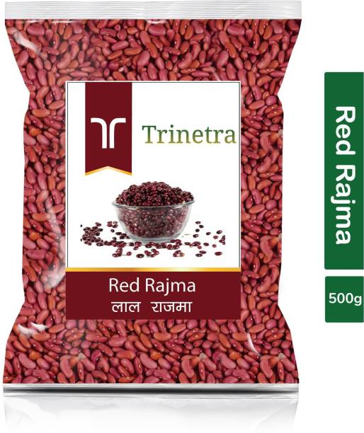 Trinetra Rajma (Whole)