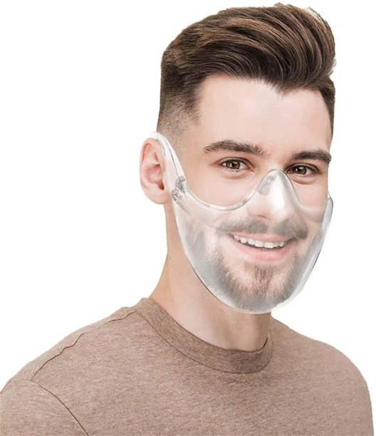 FRIGUS Nosel Transplant Face Shield 001 Safety Visor