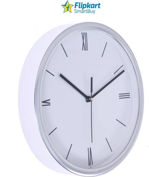 Flipkart SmartBuy Analog 26 cm X 26 cm Wall Clock