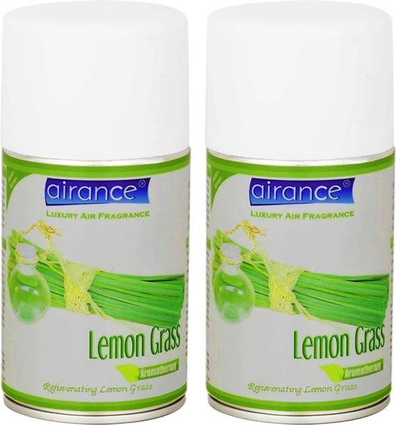 Airance Lemongrass, Lemon Grass Refill, Spray, Automatic Spray