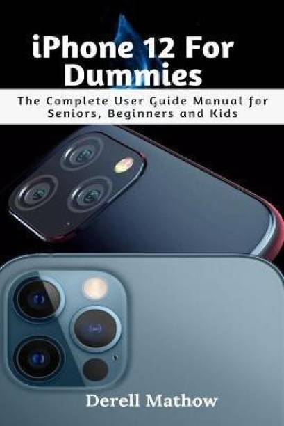 iPhone 12 For Dummies