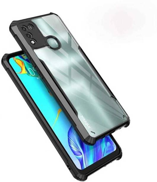 Micvir Back Cover for Infinix Hot 10 Play