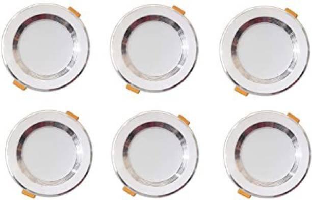 Cosas 6/5line/white Recessed Ceiling Lamp