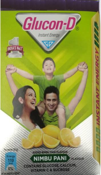 GLUCON-D Instant Energy Nimbu Pani Flavour 1kg Energy Drink
