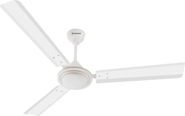 Longway Nexa P1 1200 mm Ultra High Speed 3 Blade Ceiling Fan