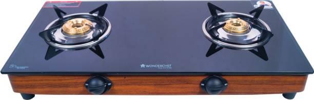 WONDERCHEF Glass Manual Gas Stove