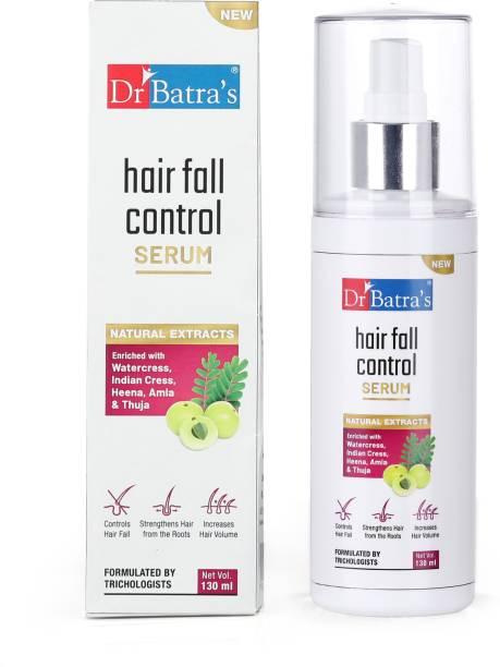 Dr Batra's Hair Fall Control Serum Natural Extracts