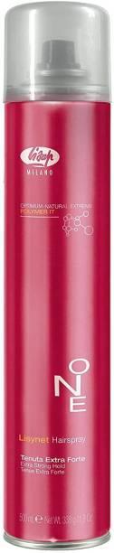 Lisap Top Care Extra Strong Hold Hair Spry 500ml Hair Spray