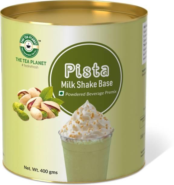 The Tea Planet Pista Milk Shake Mix(400)