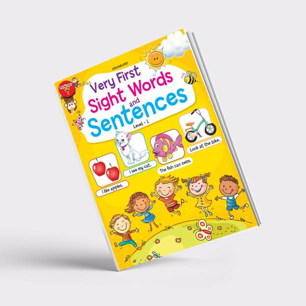 Miss & Chief Very First Sight Words Sentences Level 1 (Paperback)
