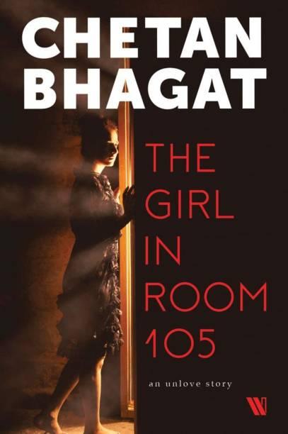 Thi Girl In Room 105 (Paperback, Bhagat Chetan) (English, Paperback, Chetan Bhagat)