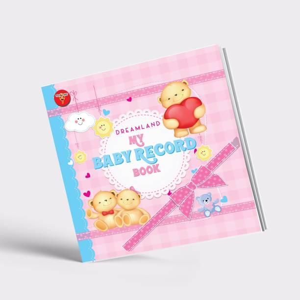 Miss & Chief My Baby Record Book (Hardbound)
