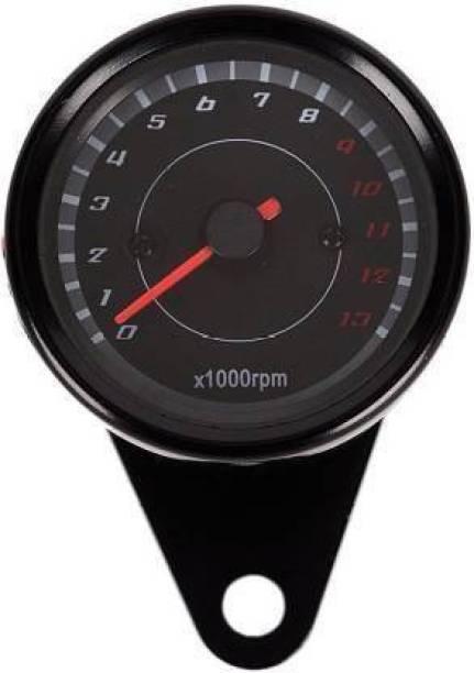 Santech Tachometer Speedometer Tacho Gauge bike rpm meter Analog Speedometer
