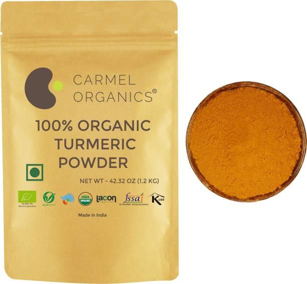 CARMEL ORGANICS Organic Turmeric Roots Powder