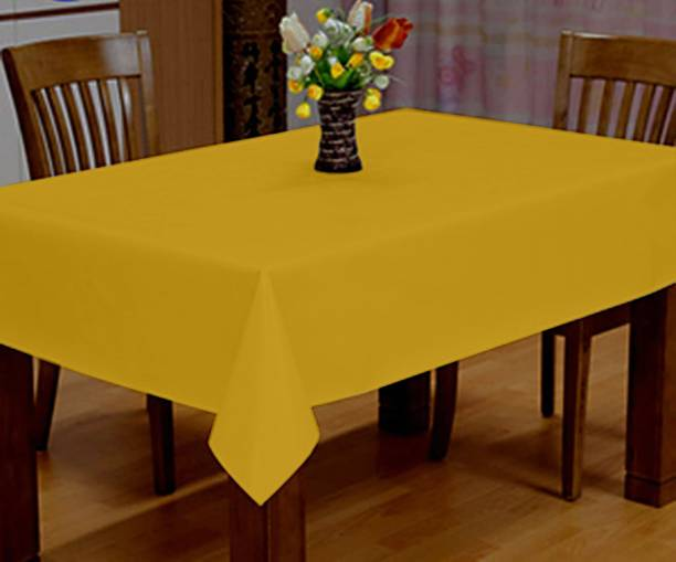 Lushomes Plaid 4 Seater Table Cover