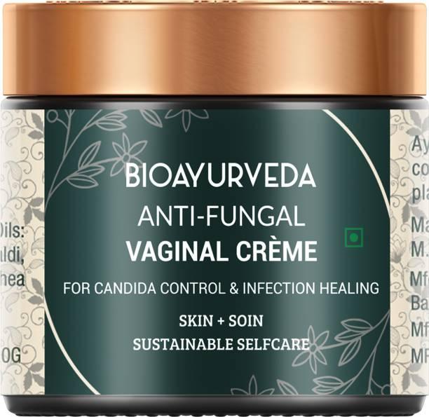 BIOAYURVEDA Anti-Fungal Vaginal Cream Intimate Cream