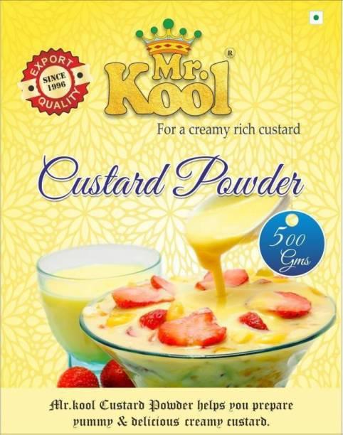 Mr.Kool Vanilla Flavor 500 gm Instant Custard Powder