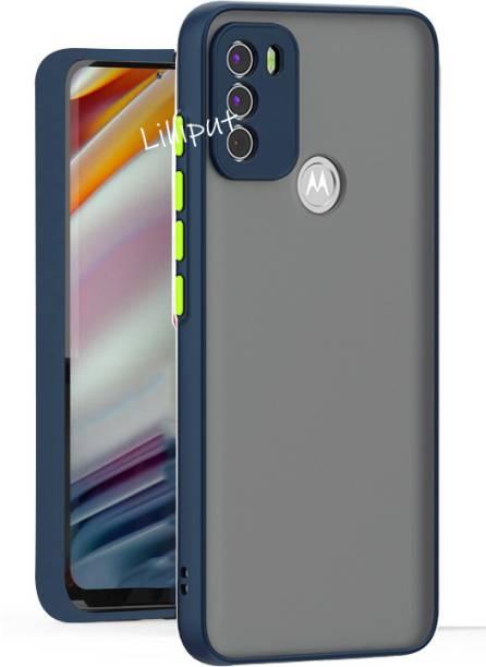 Lilliput Back Cover for Moto G40 Fusion, Moto G60, Motorola G40 Fusion, Motorola G60, Moto G40