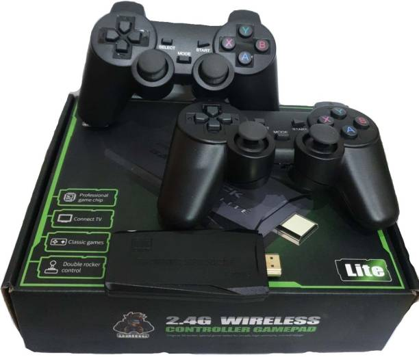 Latest Video Game - 4K ULTRA HD Gaming Controller with Game Stick - TV Video Game for Kids Limited Edition
