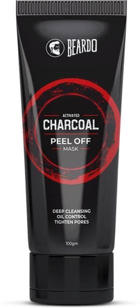 BEARDO Charcoal Peel Off Mask