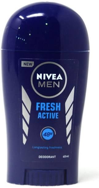 NIVEA MEN FRESH ACTIVE DEODORANT STICK IMPORTED Deodorant Stick  -  For Men & Women