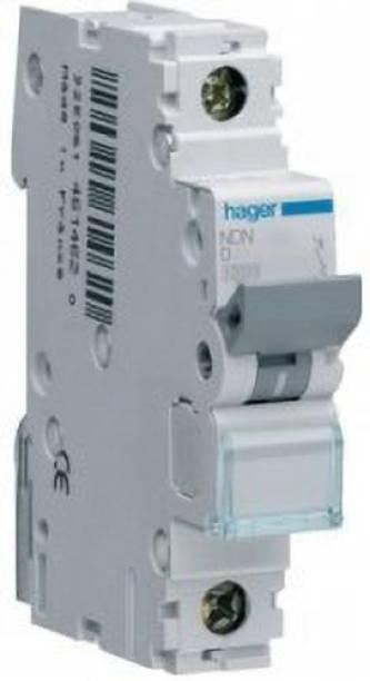 Hager MCB 1 POLE 20 AMP C CURVE B.CAPA10KVA NCN120N MCB