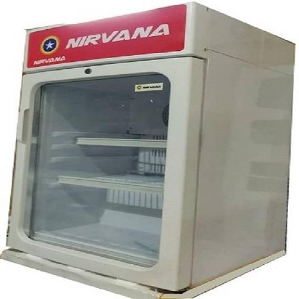 Nirvana Niche Products Private Ltd 135 L Single Door Mini Upright Freezer