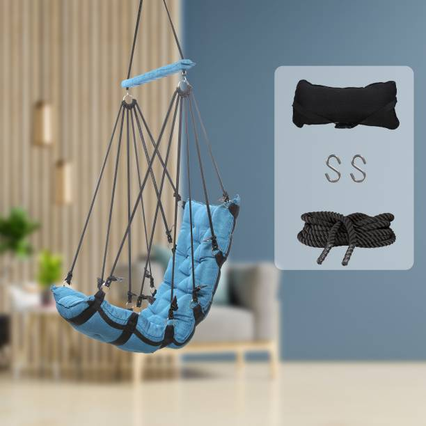 Flipkart Perfect Homes Studio Grande Swing For Kids and Adults, Polyester Small Swing