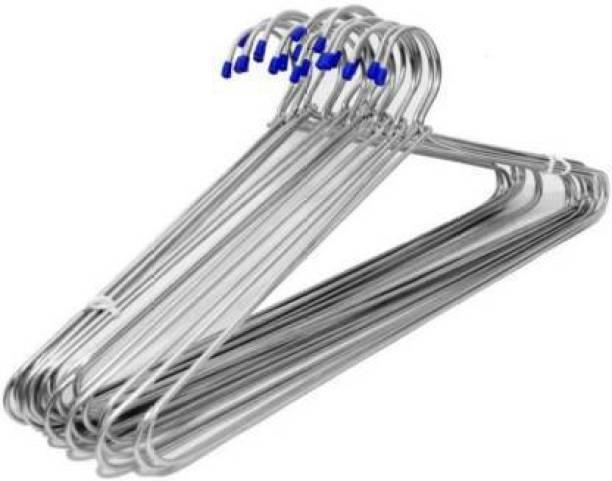 kdtraders Steel hanger Steel Pack of 12 Hangers