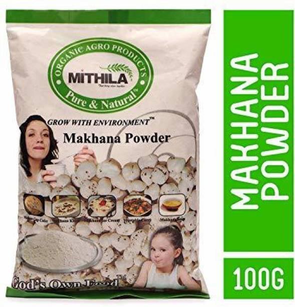 Mithila Naturals Jumbo Handpicked Lotus Seeds /Fox Nuts Big Size Phool Makhana powder (Pop / Gorgon Nut Puffed Kernels ) 300 g