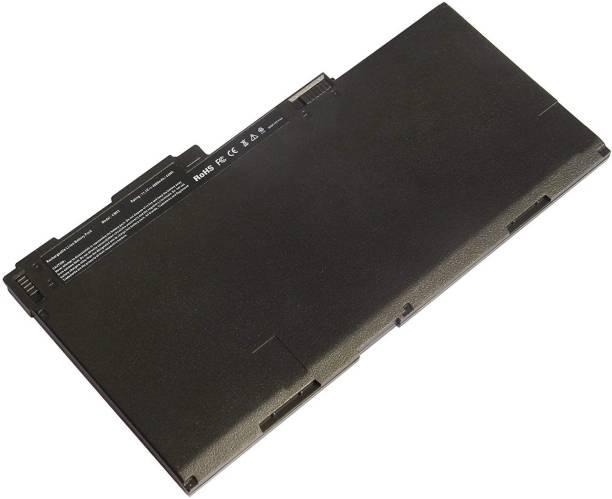 WISTAR CM03XL Battery Compatible HP EliteBook 740 745 750 840 845 850 G1 G2 Series 717376-001 CO06 CO06XL HSTNN-IB4R HSTNN-DB4Q HSTNN-LB4R HP ZBook 14 4 Cell Laptop Battery