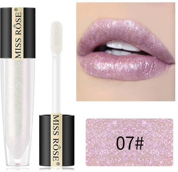 MISS ROSE Shinny Lipgloss (Glitter Lip gloss)