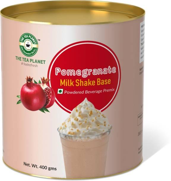 The Tea Planet Pomegranate Milk Shake Mix(400)