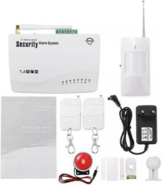 TechGear MHZ GSM AUTO DIAL/SMS HOME & OFFICE SECURITY ALARM SYSTEM Door & Window Door Window Alarm