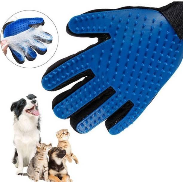 Hachiko Grooming Gloves for Dog, Cat, Hamster