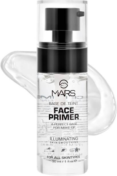 M.A.R.S 5 Function Make-up Base Face  Primer  - 30 ml