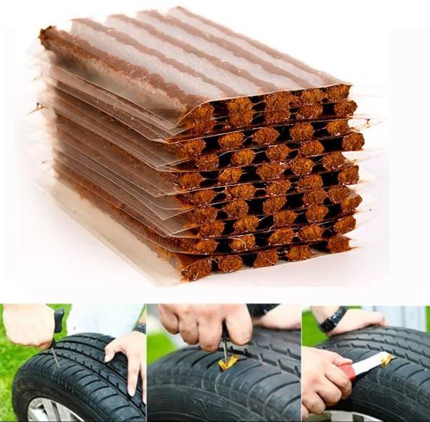 Ramanta RMT-1706 Tubeless Tyre Puncture Repair Strips Tubeless Tyre Puncture Repair Kit