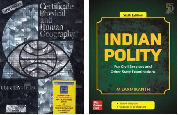 Indian Polity, Certificate Physical And Human Geography