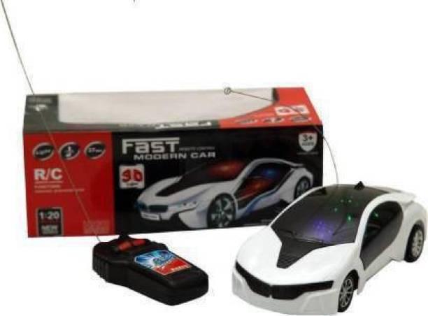 TSNT 3D LED Light Fast Modern Car