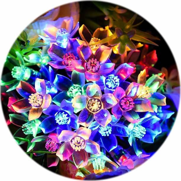 Meneon 325 inch Multicolor Rice Lights