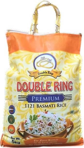 DOUBLE RING 1121 BASMATI PREMIUM RICE Basmati Rice (Long Grain, Steam)
