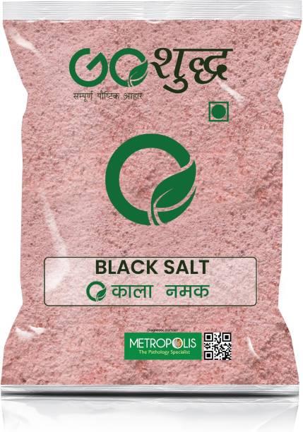 Goshudh Premium Quality Black Salt/Kala Namak Black Salt