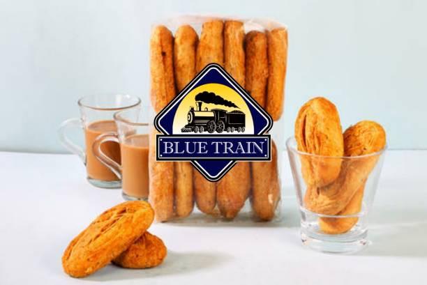 BLUE TRAIN Butter Fan Khari (Snack Biscuits) |FreeShipping|
