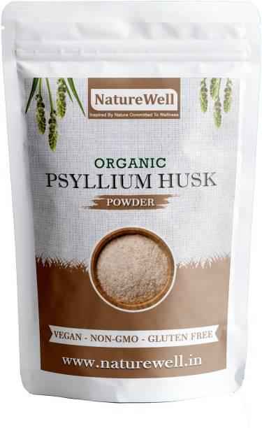 Naturewell Psyllium Husk (Isabgol Bhusi) Sat isabgol - Fibre Support