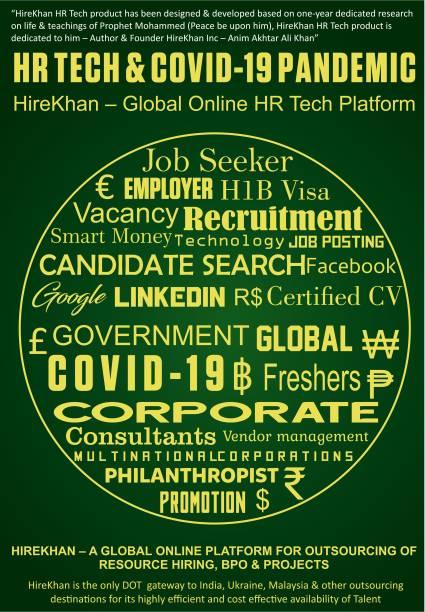 HR Tech & Covid-19 Pandemic