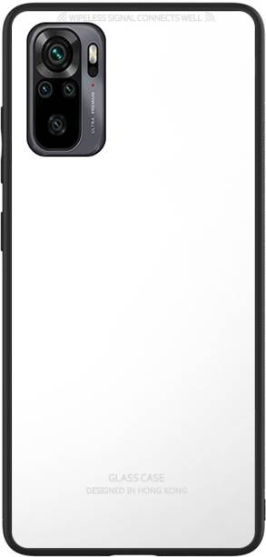 SKIN WORLD Back Cover for Redmi Note 10 pro max